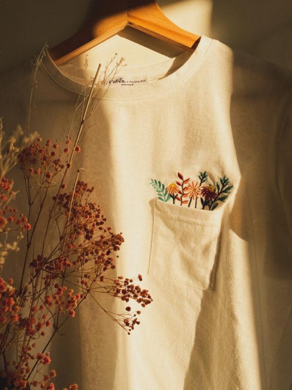 P'ollen-t-shirt Violette